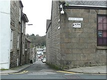 SW7834 : New Street, Penrhyn by Humphrey Bolton