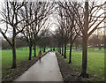 SE3305 : Footpath in Locke Park by Graham Hogg