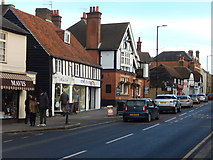 TQ1395 : High Street, Bushey by Stephen McKay
