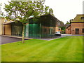 SK3027 : 400 Hall, Repton School by Oliver Mills