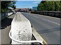 SJ6573 : Victoria Bridge crossing the River Dane, Northwich by Mat Fascione