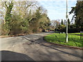 TL1513 : Wheathampstead Road, Lea Valley by Adrian Cable