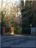 TL1314 : Footpath to Church Green by Adrian Cable