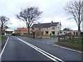 NZ2222 : Mount Pleasant Farm by JThomas