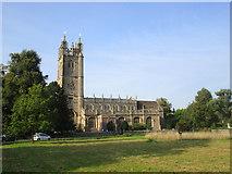 ST6390 : Church of St. Mary the Virgin, Thornbury by Jonathan Thacker