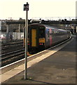 ST3088 : Great Western Railway train leaves Newport station by Jaggery