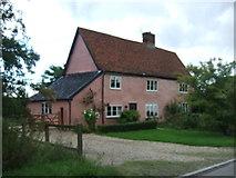 TM0960 : Cottage near Jockey's Farm by JThomas