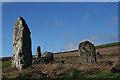 NJ7324 : Balquhain Recumbent Stone Circle (7) by Anne Burgess