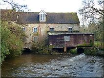 SU8135 : Headley Mill by Robin Webster