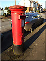 TL1415 : Southview Road Postbox by Adrian Cable