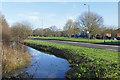 SU9846 : Peasmarsh, Surrey by Alan Hunt