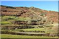 SH7220 : View towards Bryniau Glo by Jeff Buck