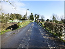 H4869 : Bloody Bridge over the Drumragh River by Kenneth  Allen