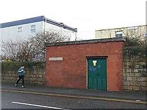 SE2932 : Substation, Bridge Road, Leeds by Stephen Craven