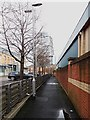 SE2932 : Footpath to David Street by Stephen Craven