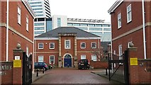 SE2932 : St David's Court, David Street, Leeds by Stephen Craven