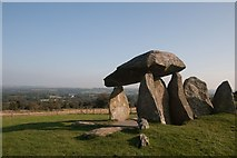 SN0937 : Pentre Ifan burial chamber by Becky Williamson