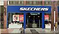 """J3374 : """"Skechers"""", Belfast (January 2016) by Albert Bridge"""