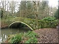 NZ2567 : Footbridge across the Ouseburn by Graham Robson