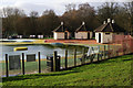 TQ0997 : Paddling pools - Cassiobury Park by Stephen McKay