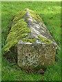 SK8613 : Church of St Mary, Ashwell - gravestone by Alan Murray-Rust