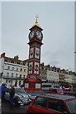 SY6879 : Jubilee Clock Tower by N Chadwick