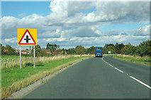 NZ4400 : A172 near Ingleby Cross by Robin Webster