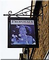SP3509 : Proposals - sign, 102 Corn Street, Witney, Oxon by P L Chadwick