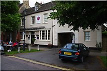 SP3509 : The Fleece (1), 11 Church Green, Witney, Oxon by P L Chadwick