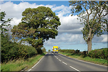 NZ5713 : A173 heading north by Robin Webster