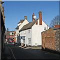 TL3540 : Royston: Fish Hill by John Sutton