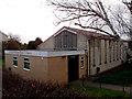 TQ3793 : Chingford Mount Baptist Church by Julian Osley