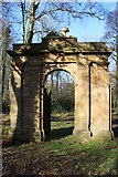 NS2209 : Cat Gate, Culzean by Billy McCrorie
