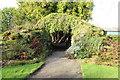 NS2309 : Stone Archway, Walled Garden Culzean by Billy McCrorie