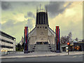 SJ3590 : The Metropolitan Cathedral of Christ the King, Mount Pleasant, Liverpool by David Dixon