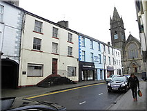 H4472 : Loreto Building, Omagh by Kenneth  Allen