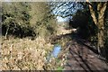 SO8503 : Disused Thames and Severn Canal by Philip Halling