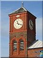 SJ3587 : The 1887 clock tower on Century Building by John S Turner