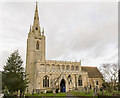 TF1134 : St Andrew's church, Billingborough by Julian P Guffogg