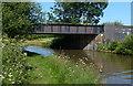 SJ6870 : Railway Bridge No 180A by Mat Fascione