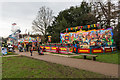 TQ2549 : Reigate on Ice funfair by Ian Capper