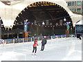 TQ3381 : Broadgate Ice Rink by Stephen McKay
