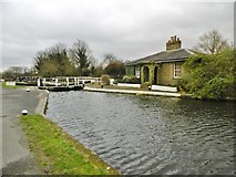 TQ1479 : Hanwell, lock-keeper's cottage by Mike Faherty