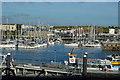 SX4853 : Marina, Plymouth by N Chadwick