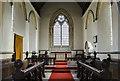 TF1337 : Chancel, St Michael's church, Swaton by Julian P Guffogg
