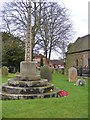 SO8594 : Trysull Churchyard by Gordon Griffiths