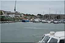 SY6778 : Weymouth Marina by N Chadwick