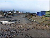 H4573 : Shared Education Campus site, Omagh by Kenneth  Allen