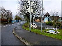 H4573 : Strathroy Road, Omagh by Kenneth  Allen