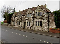 ST6976 : Old Malthouse, Pucklechurch by Jaggery